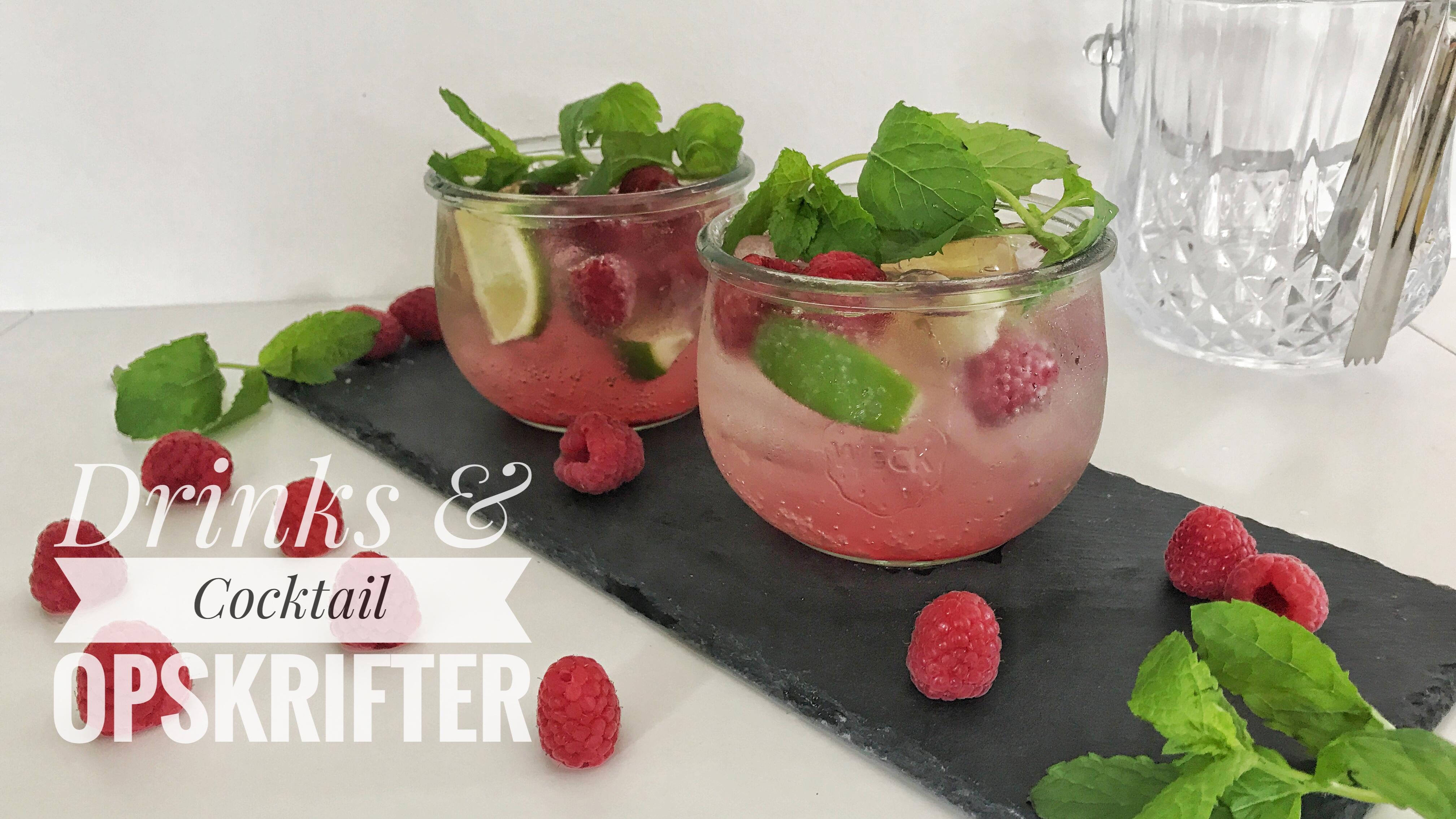 Opskrift cocktails